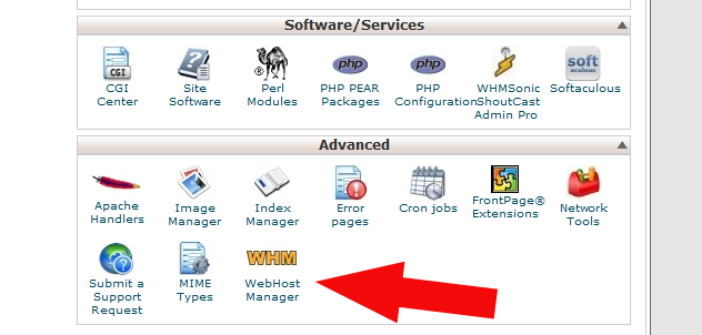 how to make clientarea.php the home page for whmcs